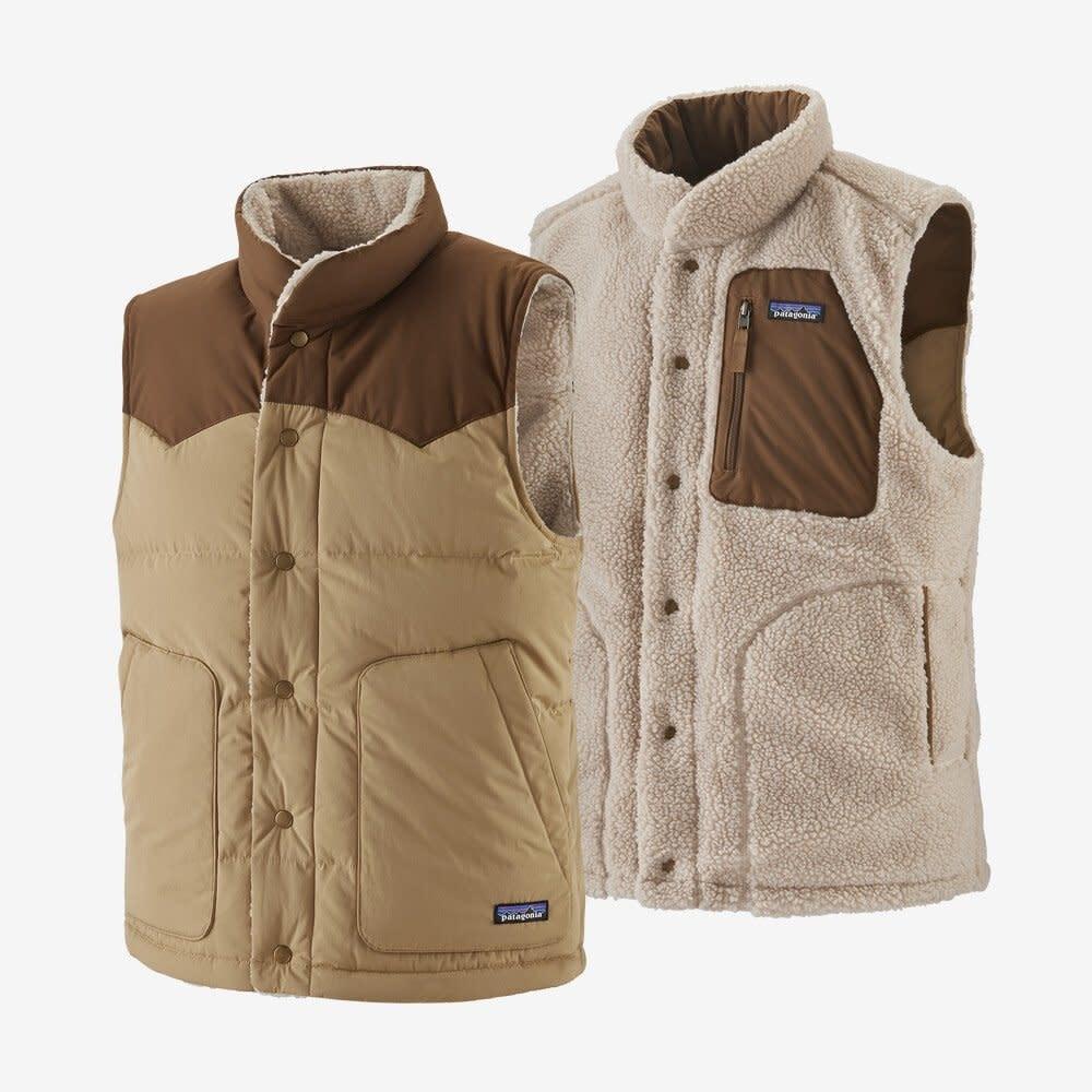 Patagonia Patagonia Men's Reversible Bivy Down vest