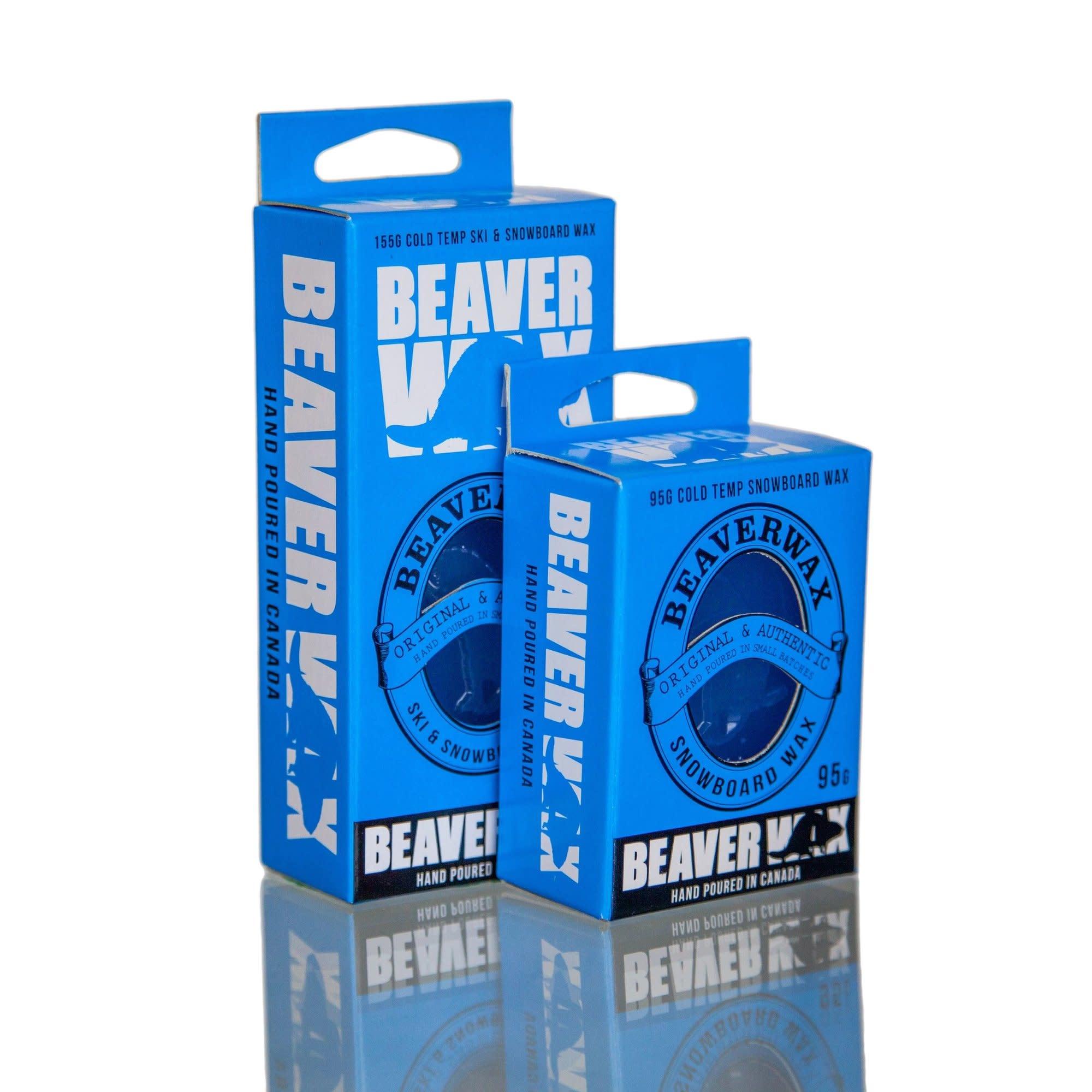 Beaver Wax Beaver Wax Cold Temperature Snow Wax