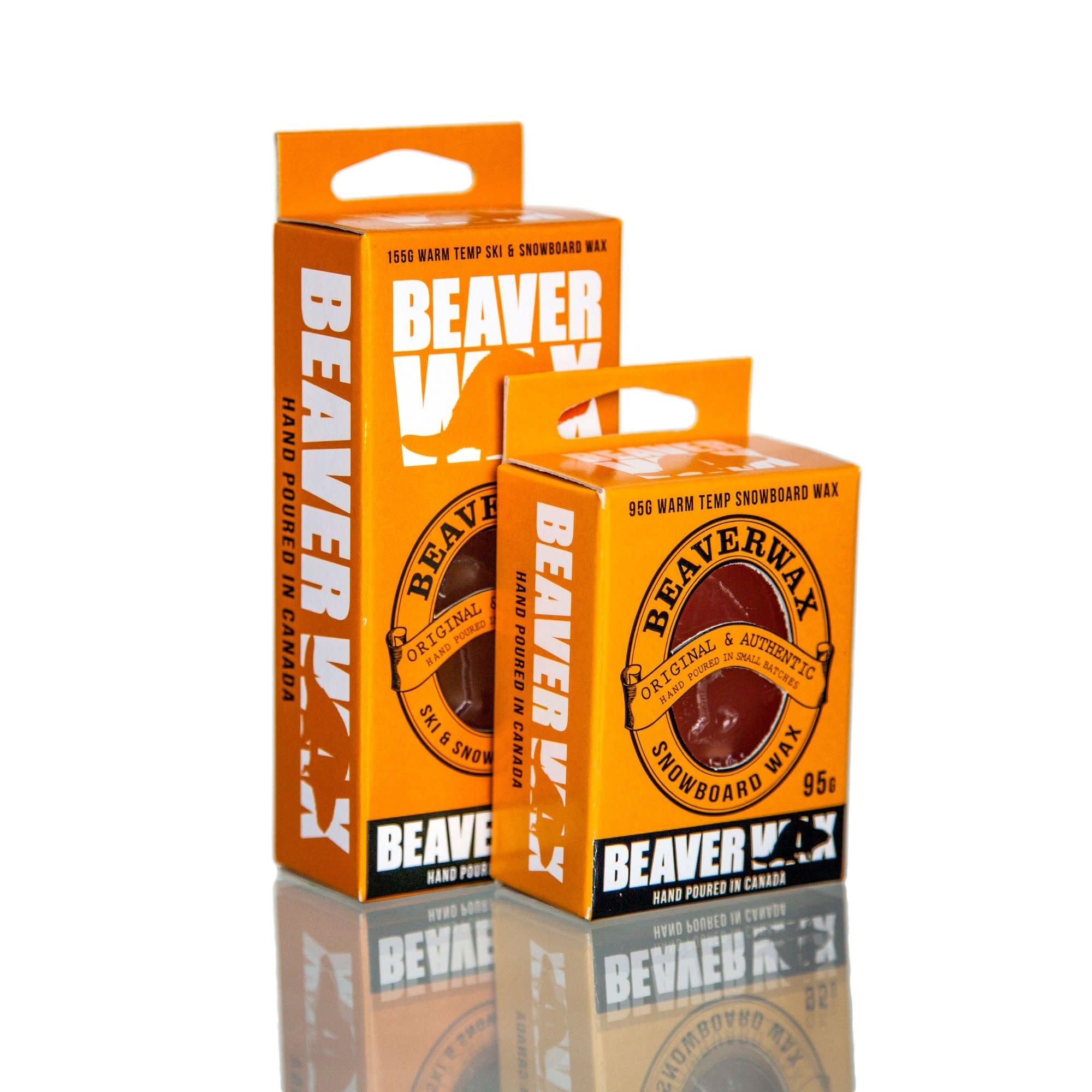 Beaver Wax Beaver Wax Warm Temperature Snow Wax