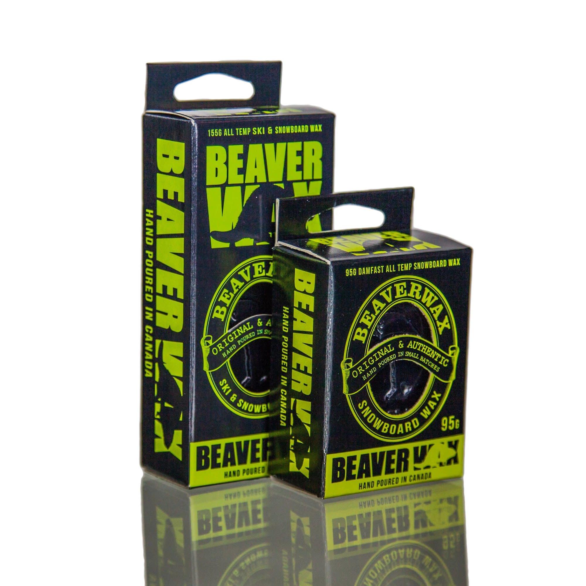 Beaver Wax Beaver Wax DamFast Temperature Snow Wax
