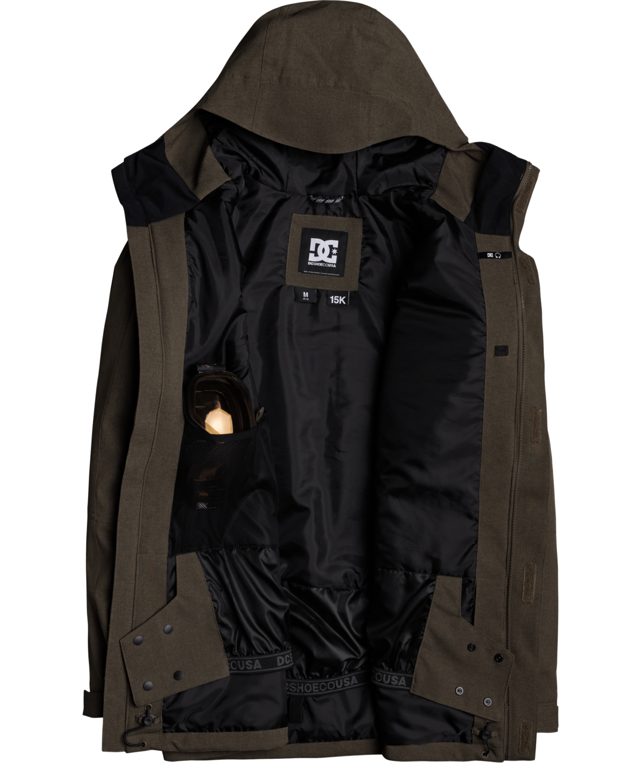 DC DC Men's Servo Jacket