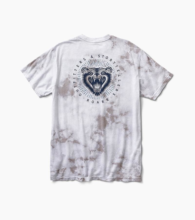 ROARK Roark Men's Grizzly Wash Premium Tee