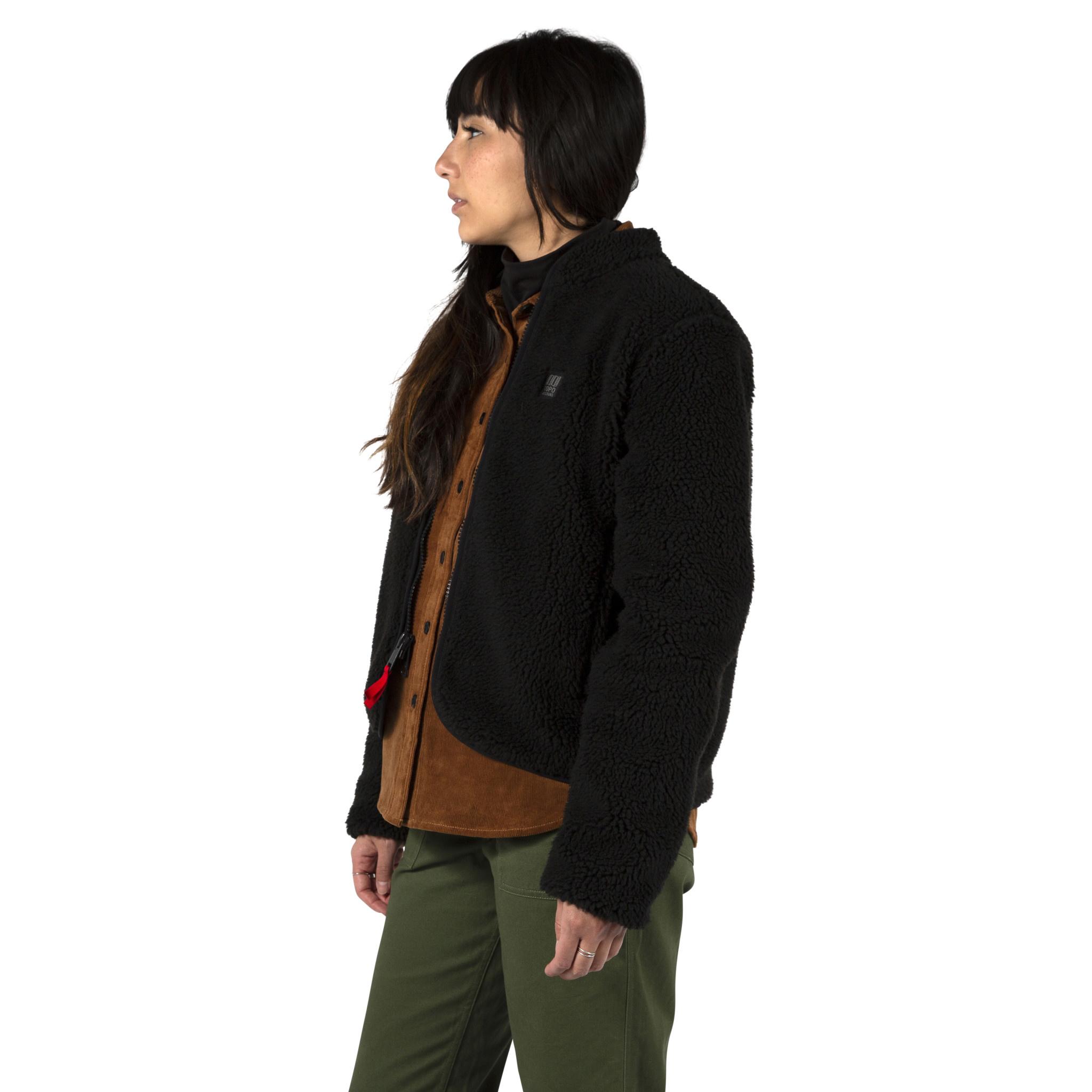 Topo Topo Women's Sherpa Jacket
