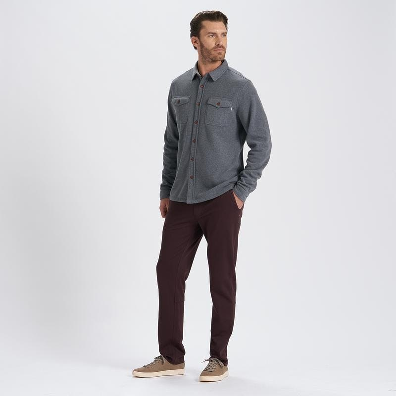Vuori Vuori Men's Aspen Shirt Jacket
