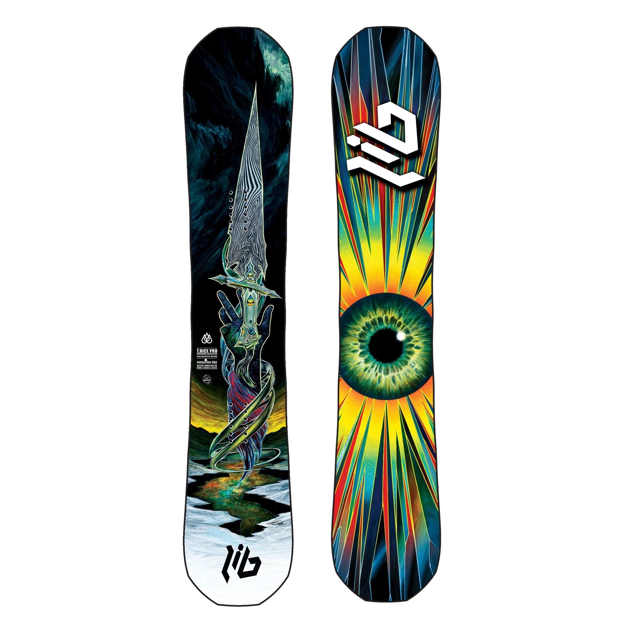 LIB TECH Lib Tech Men's T. Rice Pro HP Snowboard (2021)