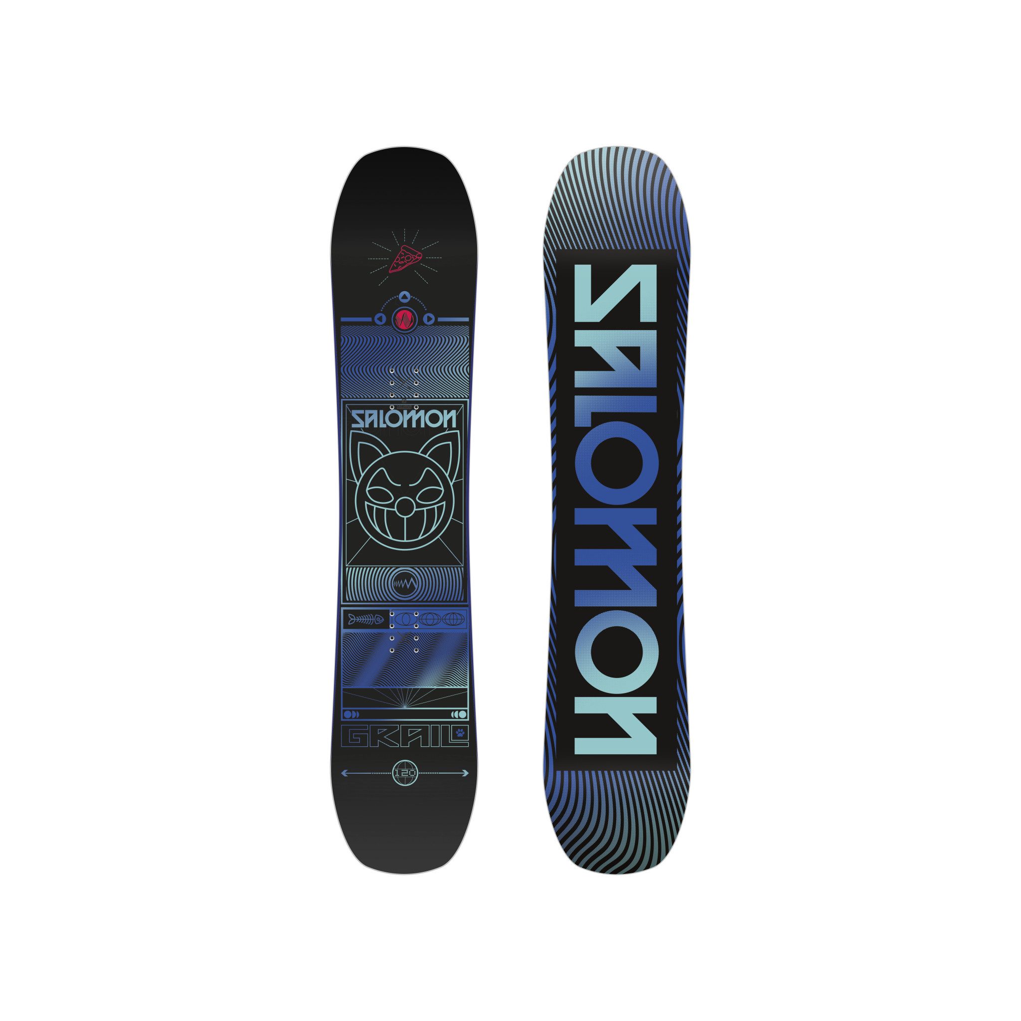 SALOMON Salomon Boys Grail Snowboard (2021)