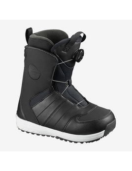 SALOMON Salomon Youth Launch Boa Jr Snowboard Boot (2021)