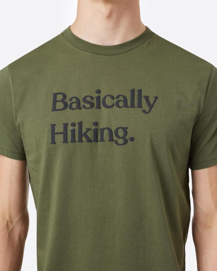 TenTree TenTree Men's Basically Hiking Tee