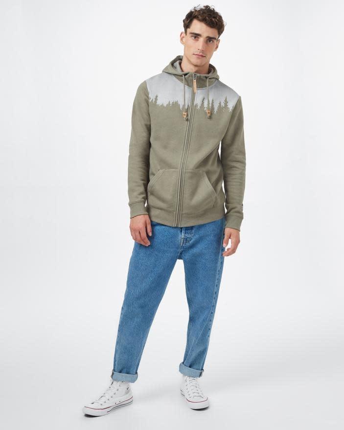 TenTree TenTree Men's Juniper Classic Zip Hoodie