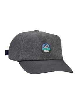 Coal Coal The North Vintage Fleece Baseball Hat