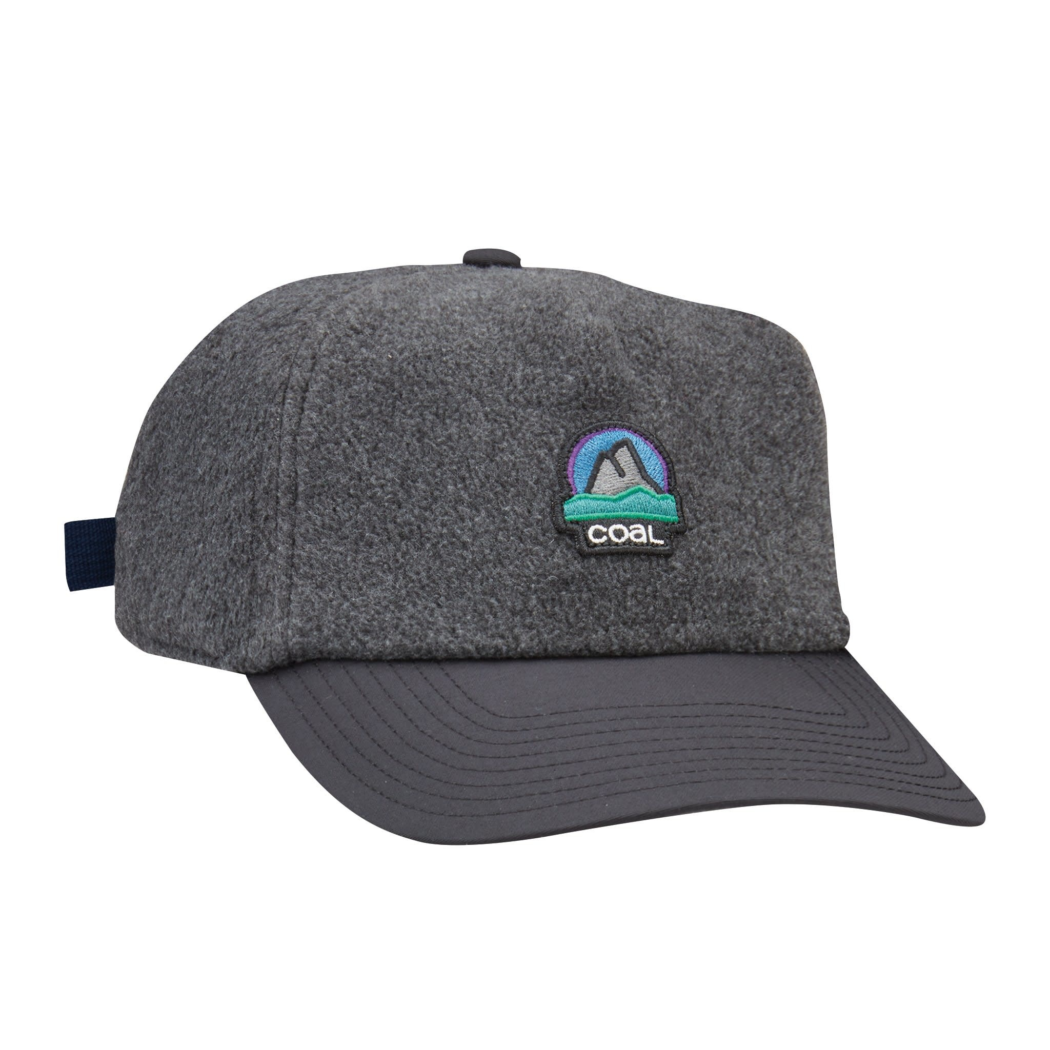 Coal Coal The North Vintage Fleece Baseball Hat