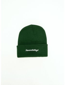 Howard and Lloyd Howard and Lloyd Script Beanie