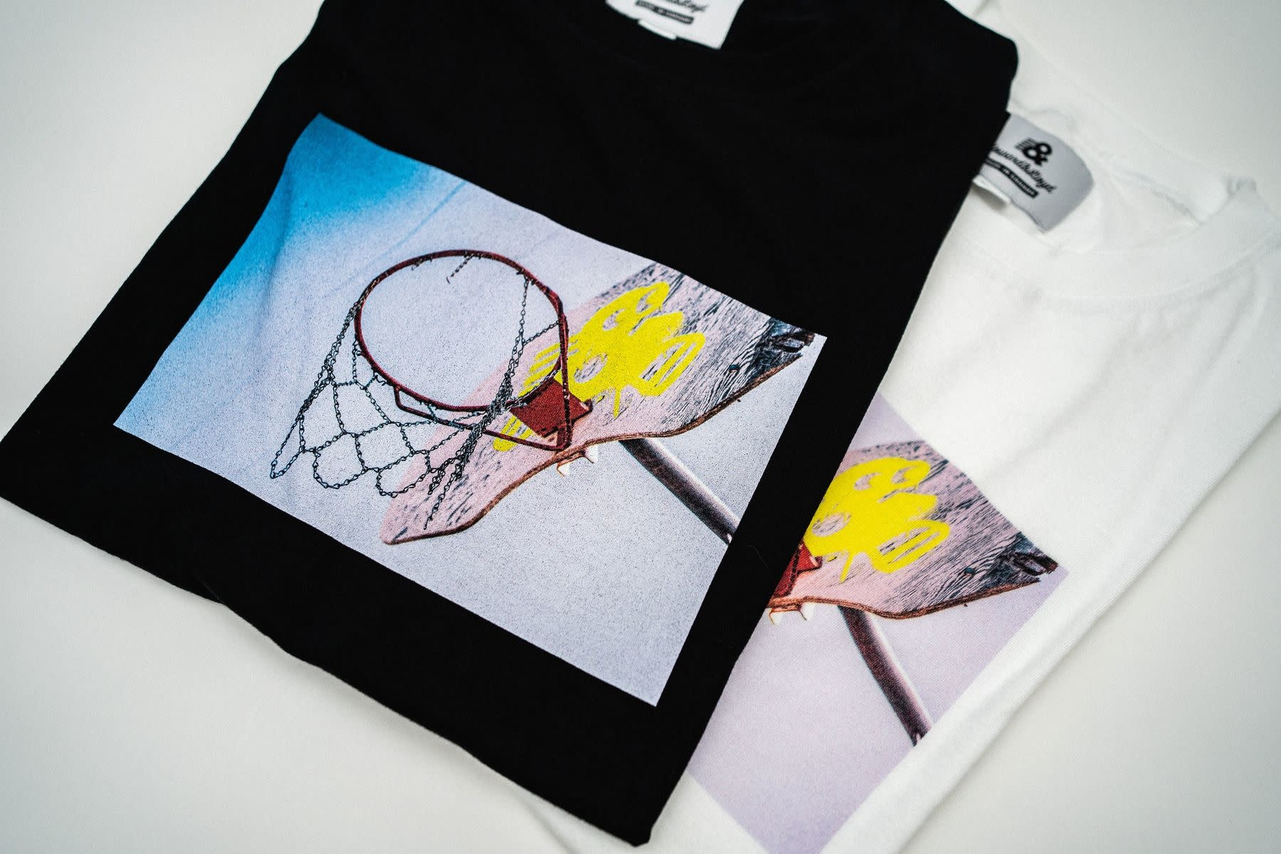 Howard and Lloyd Howard and Lloyd x King Rose Playground Tee