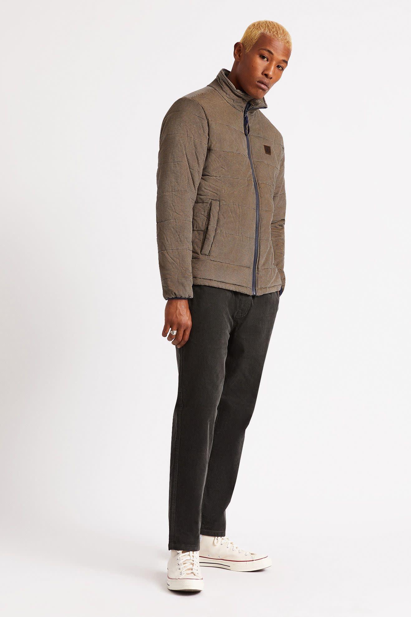 Brixton Brixton M's Cass Puffer Jacket