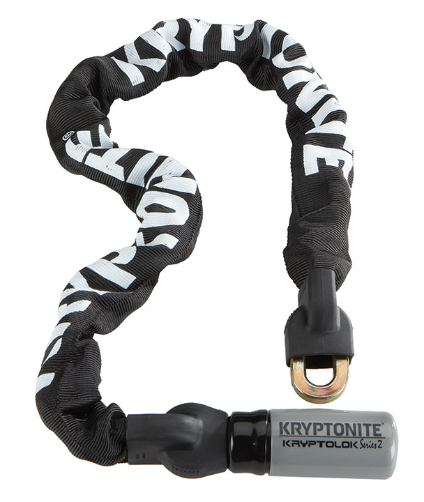 KRYPTONITE Kryptonite KryptoLok Series 2 995 Integrated Chain Lock