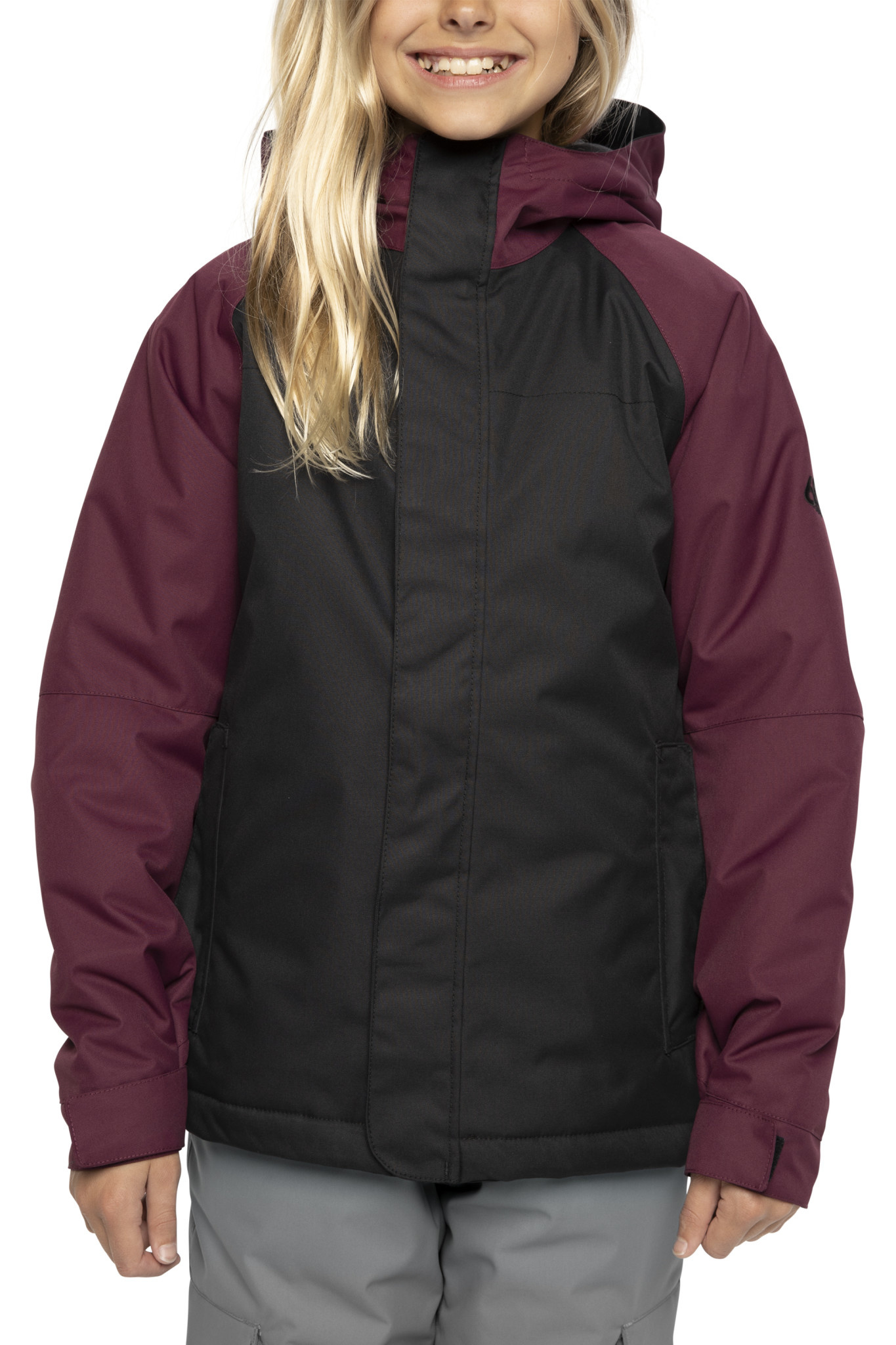 686 686 Girls Insulated Snow Jacket