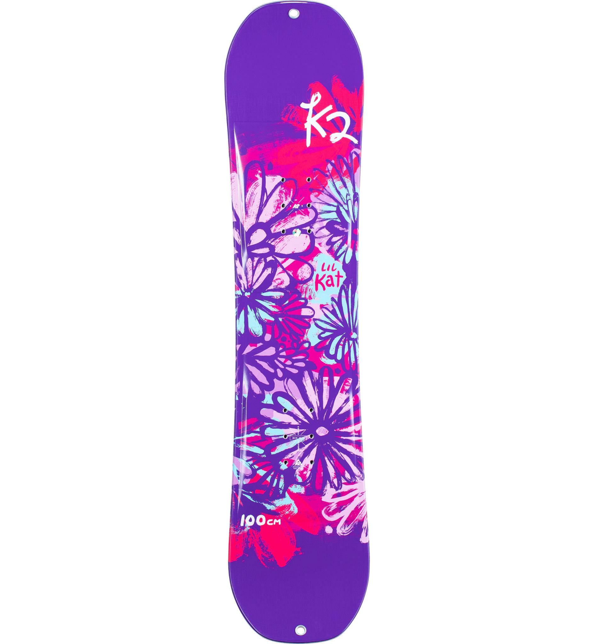 K2 K2 Girls Lil Kat Snowboard (2021)