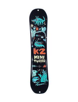 K2 K2 Boys Mini Turbo Snowboard (2021)