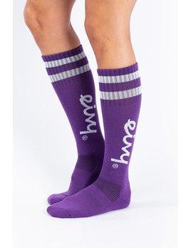Eivy Eivy Women's Cheerleader Wool Under Knee Sock