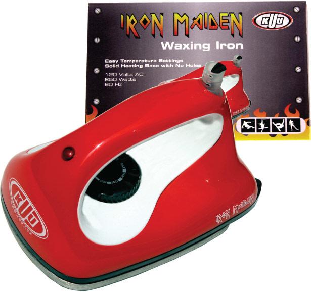 KUU KUU Iron Maiden Waxing Iron