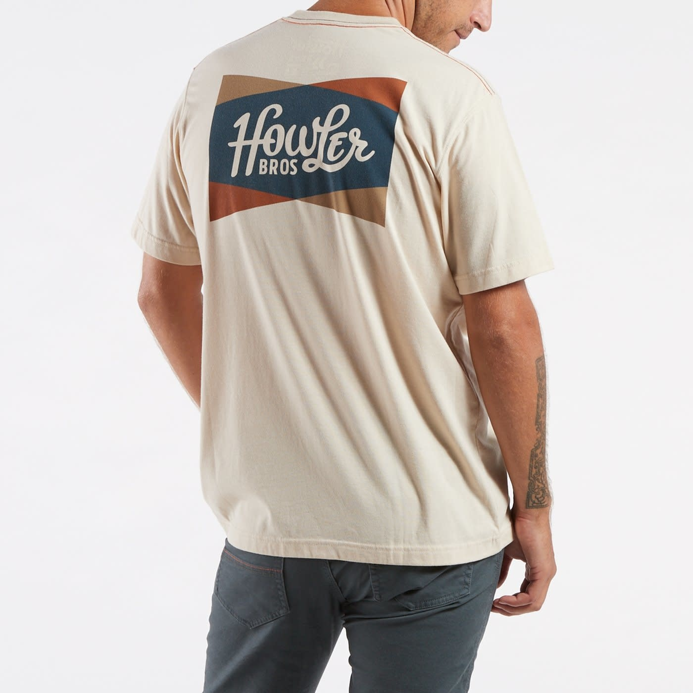 Howler Brothers Howler Brothers Men's Classic Shapes Pocket Tee