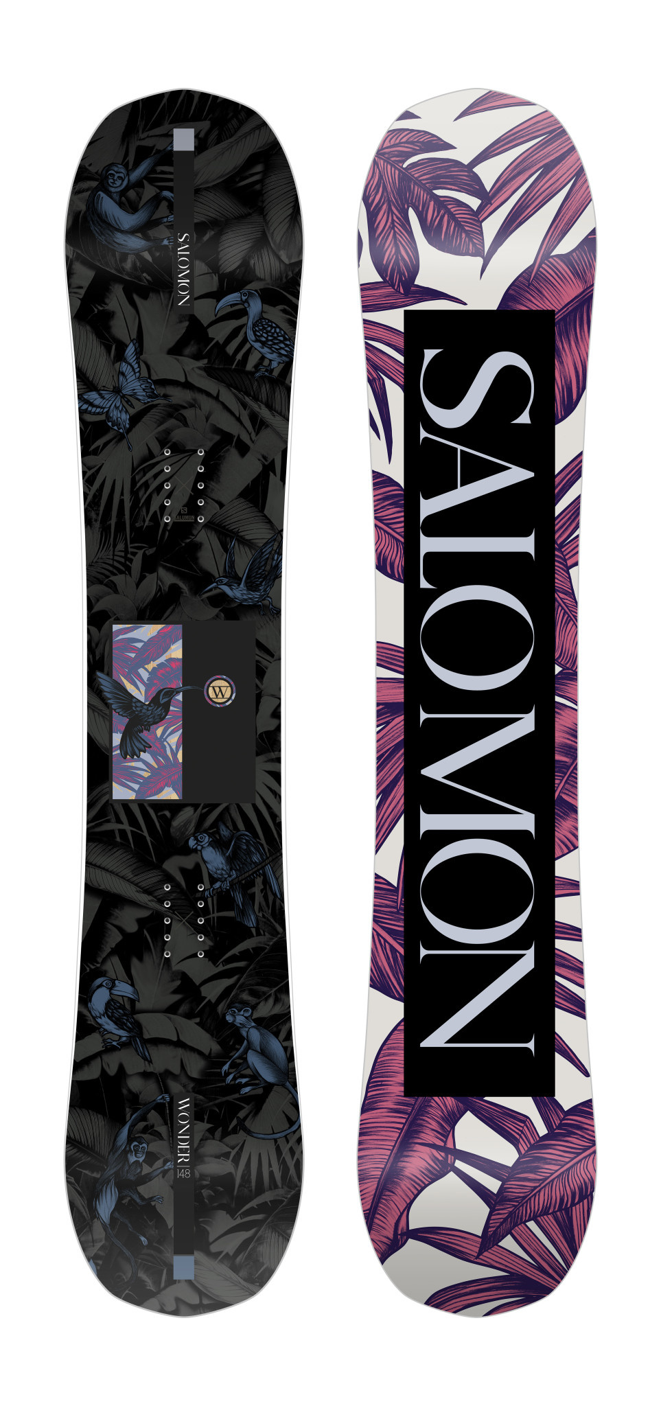 SALOMON Salomon Women's Wonder Snowboard (2021)