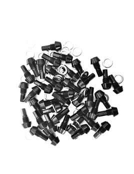OneUp OneUp Aluminum Pedal Pin and Washer Kit