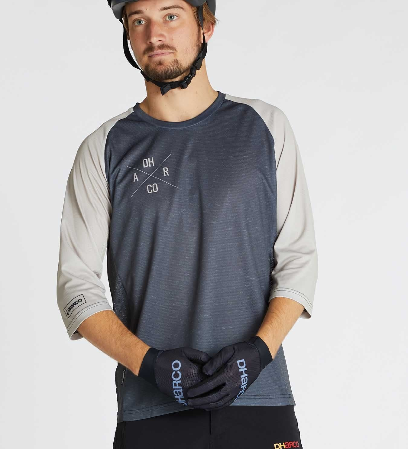 DHaRCO DHaRCO Men's 3/4 Sleeve Jersey