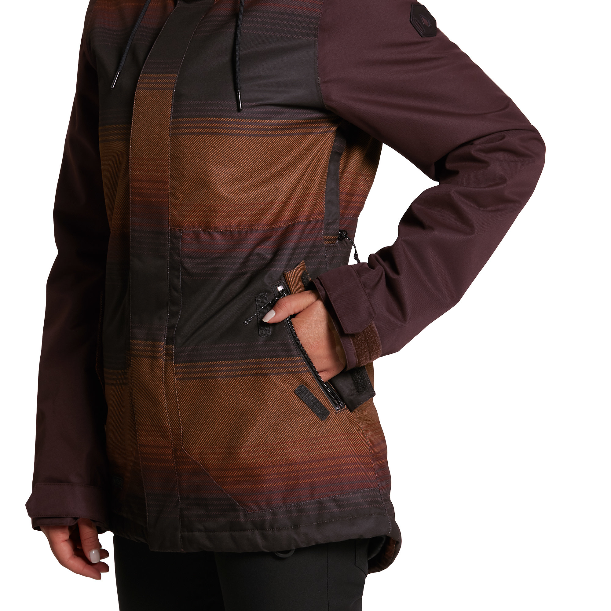 Volcom Volcom Women's Fawn Insulated Jacket