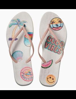 REEF Reef Women's Escape Lux Prints Sandal