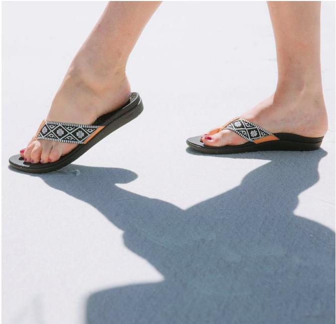 REEF Reef Women's Ortho-Bounce Woven Sandal