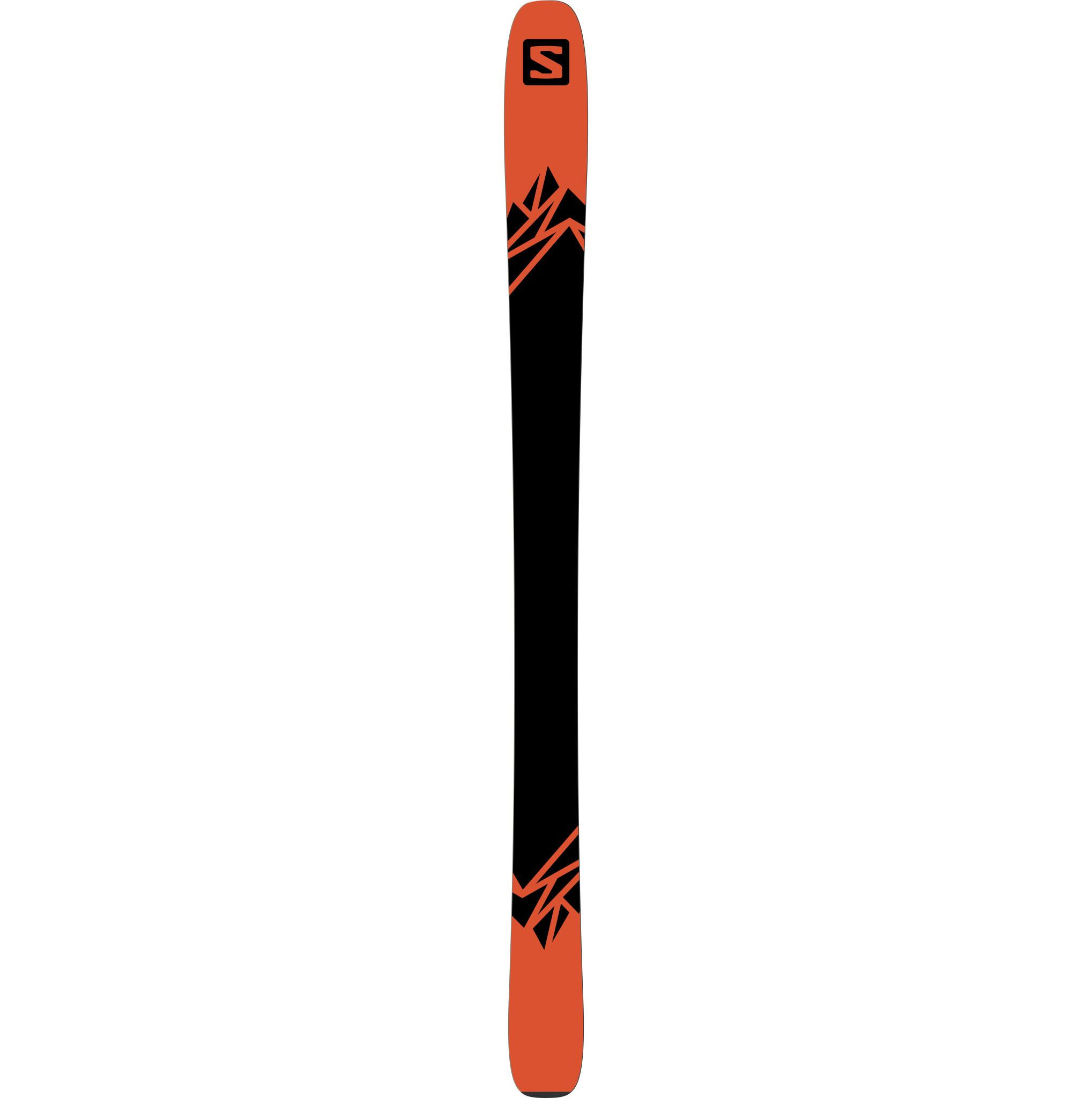 Salomon Ski Salomon Men's QST 106 Ski (2021)