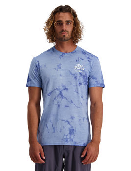 MONS ROYALE Mons Royale Men's Icon Relaxed Garment Dyed T-Shirt