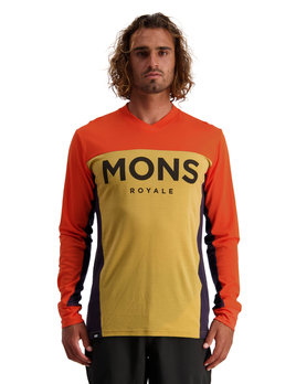 MONS ROYALE Mons Royale Men's Redwood Enduro VLS Jersey