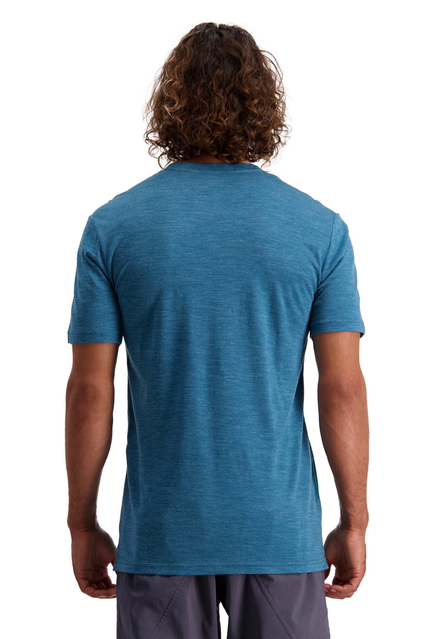 MONS ROYALE Mons Royale Men's Vapour Tee