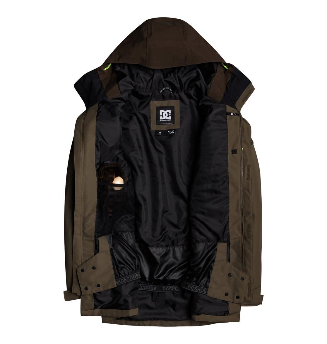 DC DC Men's Haven Jacket