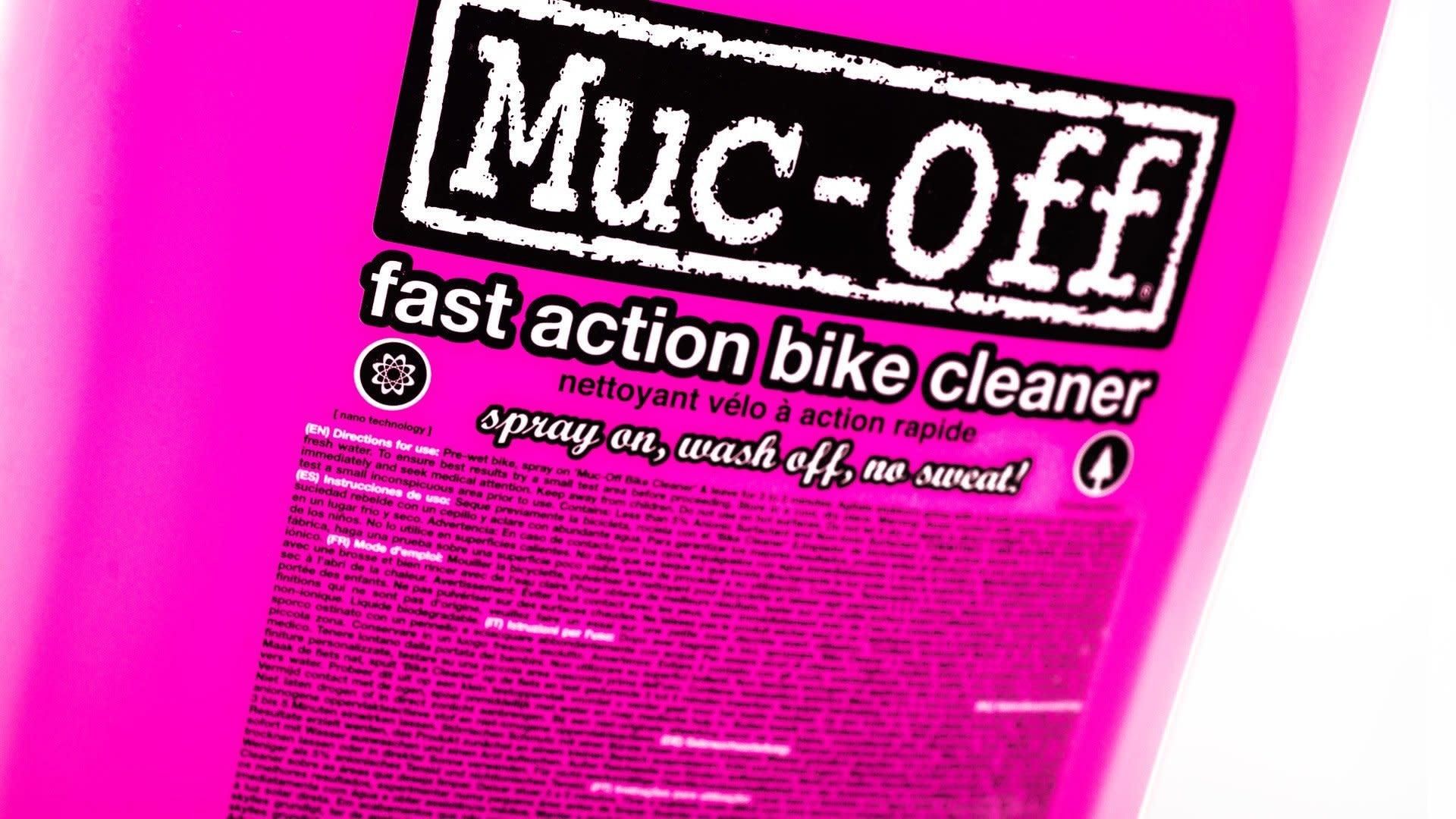 Muc-Off Muc-Off Nano Tech Bike Cleaner (5L)