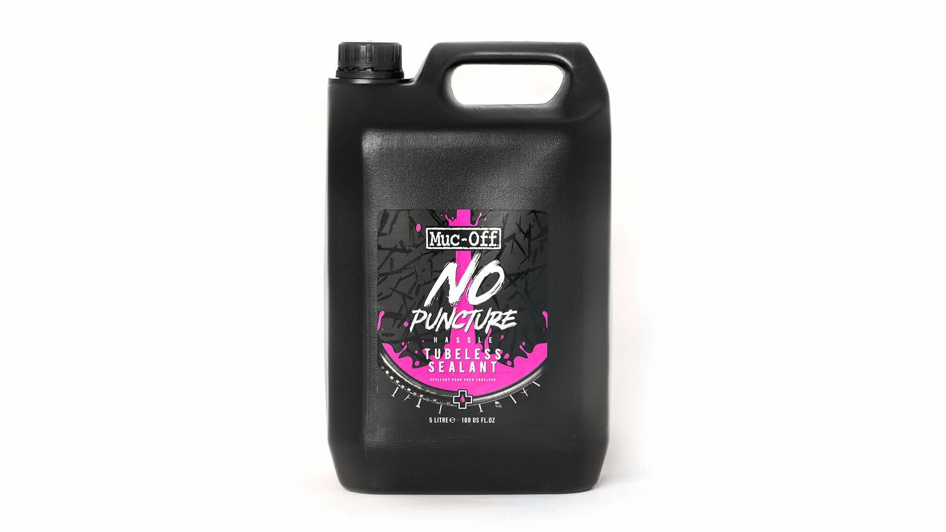 Muc-Off Muc-Off No Puncture Hassle Tubeless Sealant (5L)