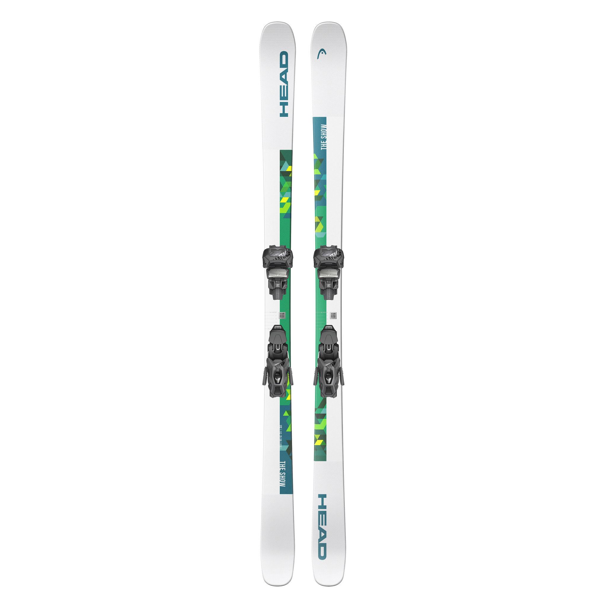 Head Head The Show + Tyrolia SX10 Ski Package (2021)