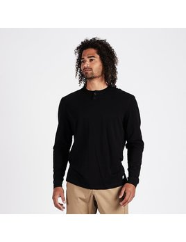 Vuori Vuori Men's L/S Ever Henley