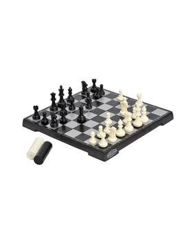 GSI GSI Outside Inside Basecamp Magnetic Chess/Checkers Game