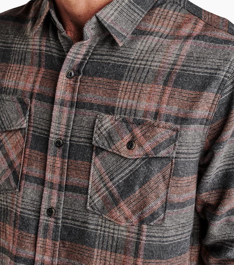 Roark Roark Men's Kemp Woven Long Sleeve