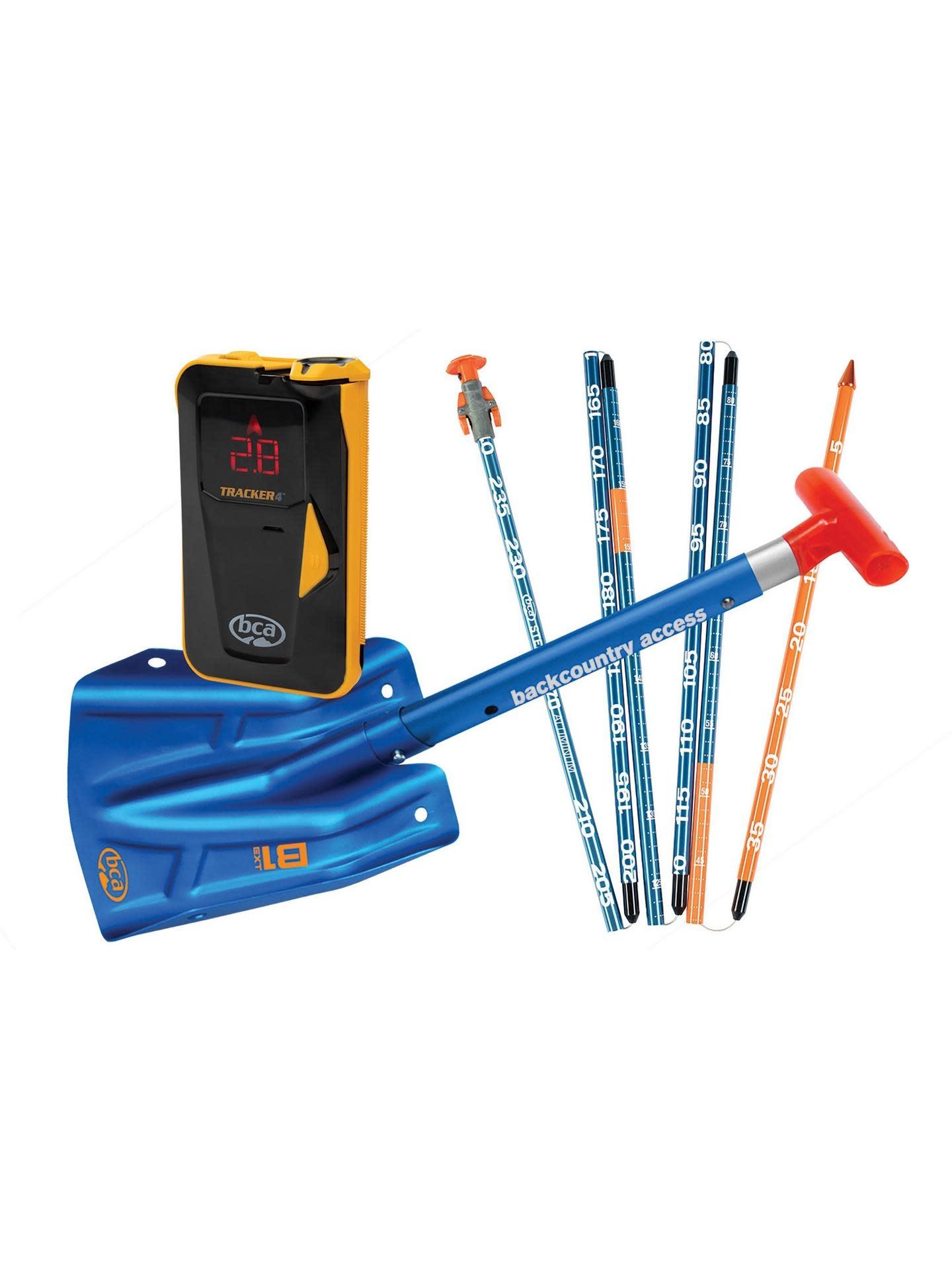 BCA BCA Tracker 4 Avalanche Rescue Kit