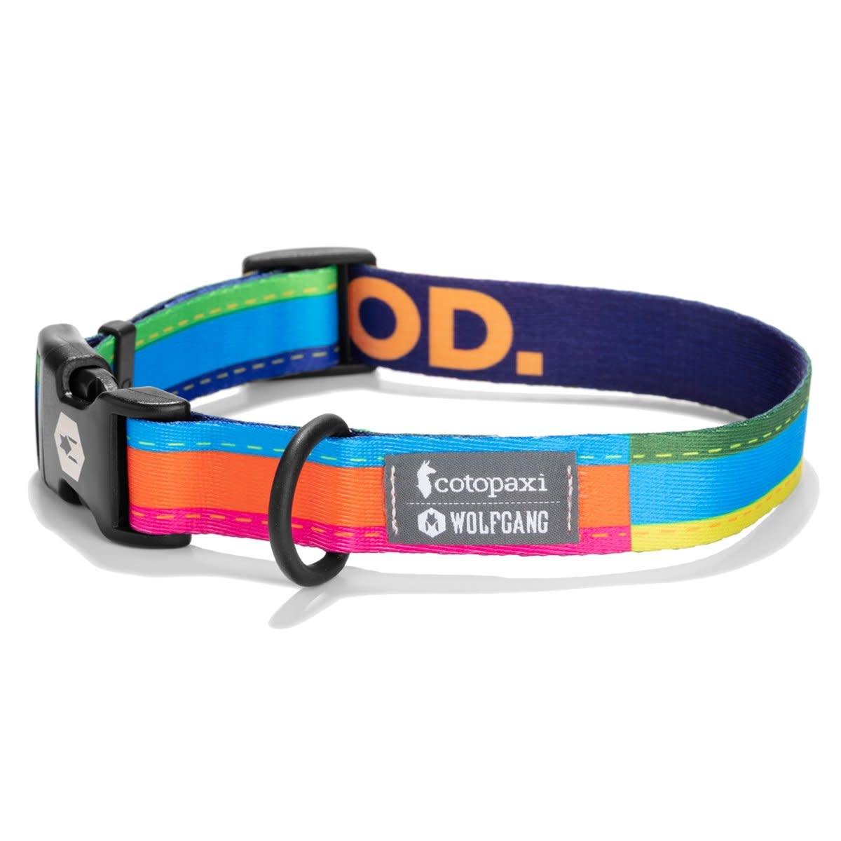 WOLFGANG Wolfgang Venture Dog Collar