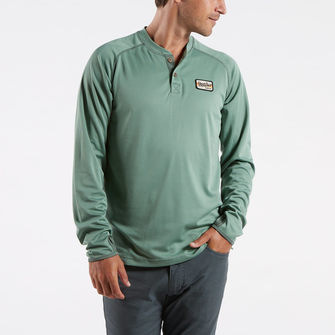 Howler Brothers Howler Brothers Men's Loggerhead Henley