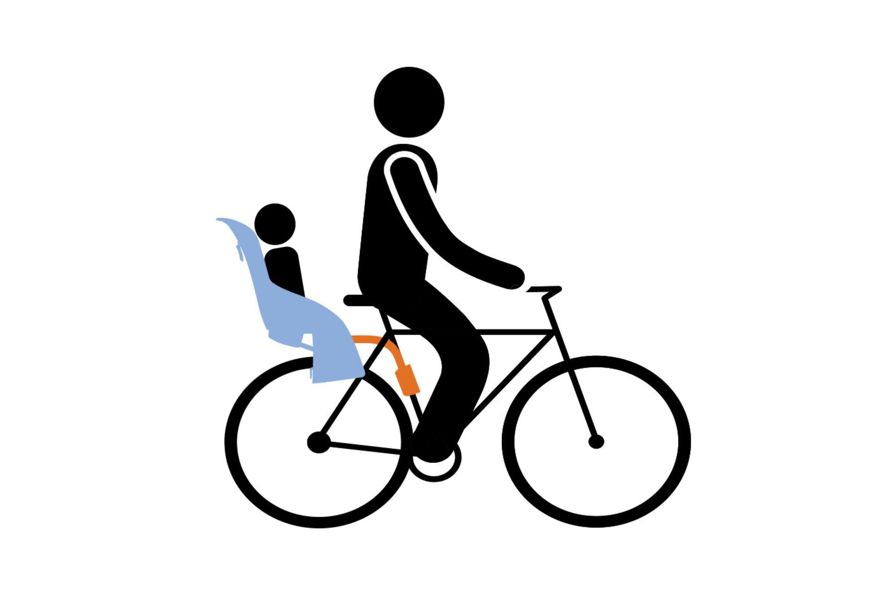 Thule Thule RideAlong Child Bike Seat