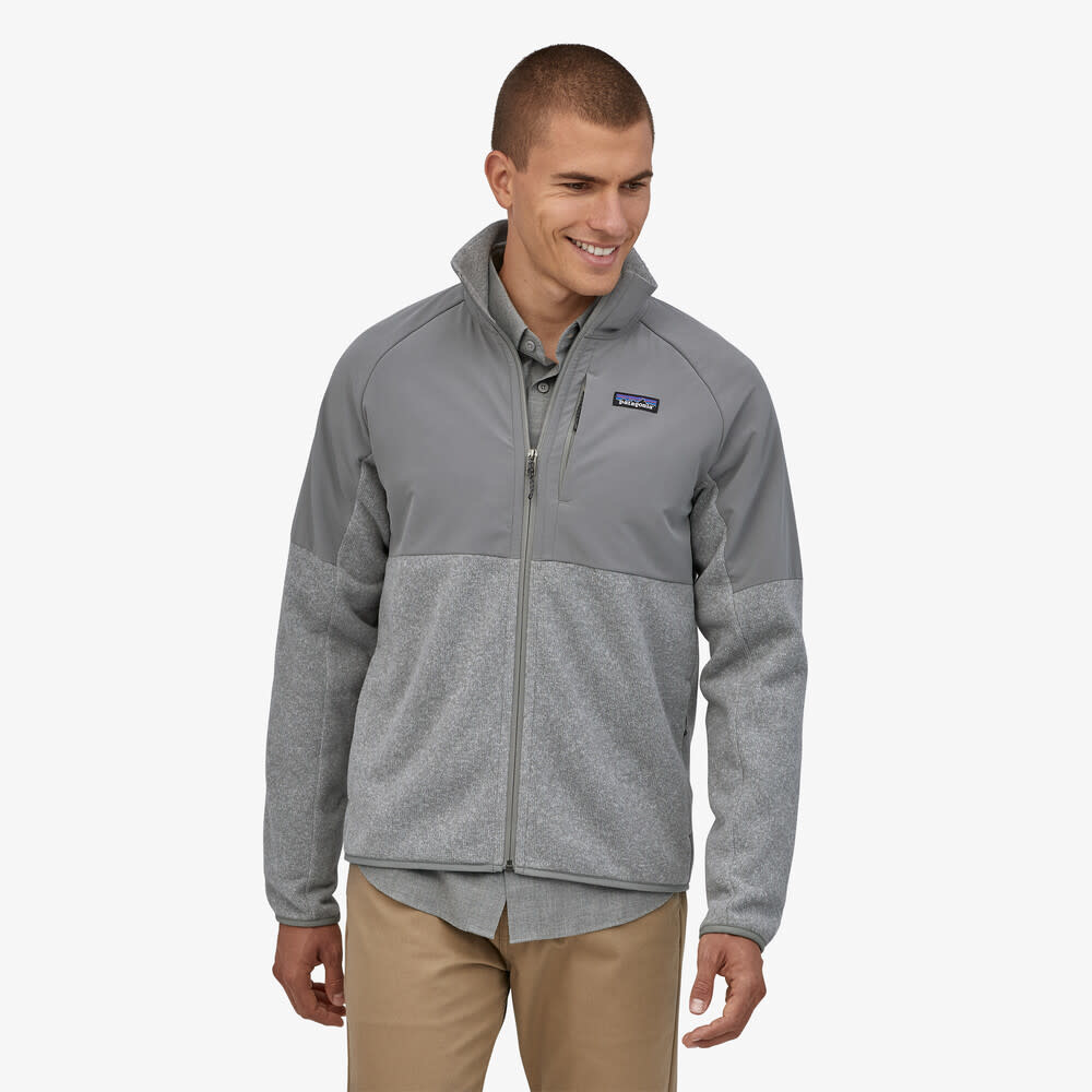 Patagonia Patagonia Men's Lightweight Better Sweater Shelled Jacket