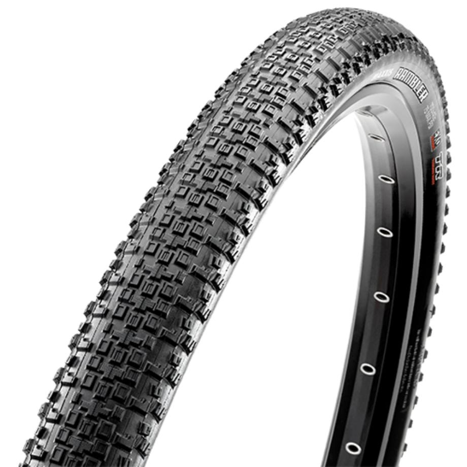 MAXXIS Maxxis Rambler Tire - 700 x 50C (Dual / SilkShield / TR)
