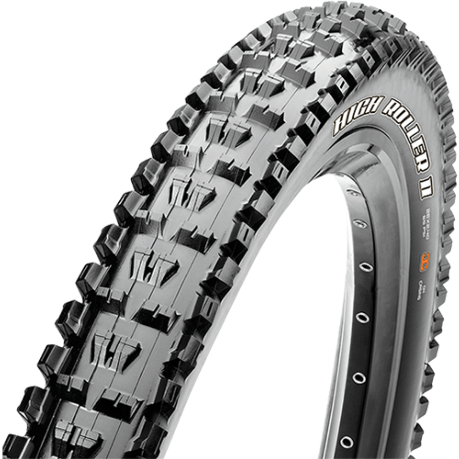MAXXIS Maxxis High Roller II Plus Tire - 27.5 x 2.80 (3CT / EXO / TR)