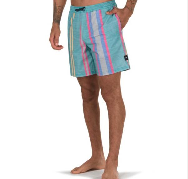 """Vans Vans Men's Vert Stripe 17"""" Volley Short"""